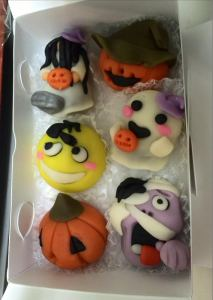 Halloween Wagashi 2